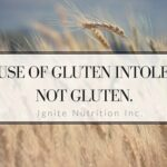 Cause of Gluten Intolerance? Not Gluten. | Andrea Hardy Registered Dietitian Nutritionist specializes in IBS, low FODMAP, irritable bowel, gut health