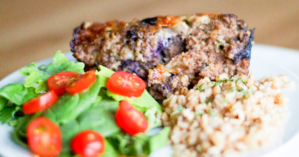 Eat This: Maple Blueberry Bison Meatloaf Featured Image