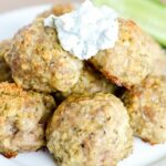 Mediterranean Meatballs | Andrea Hardy Calgary Registered Dietitian Nutritionist