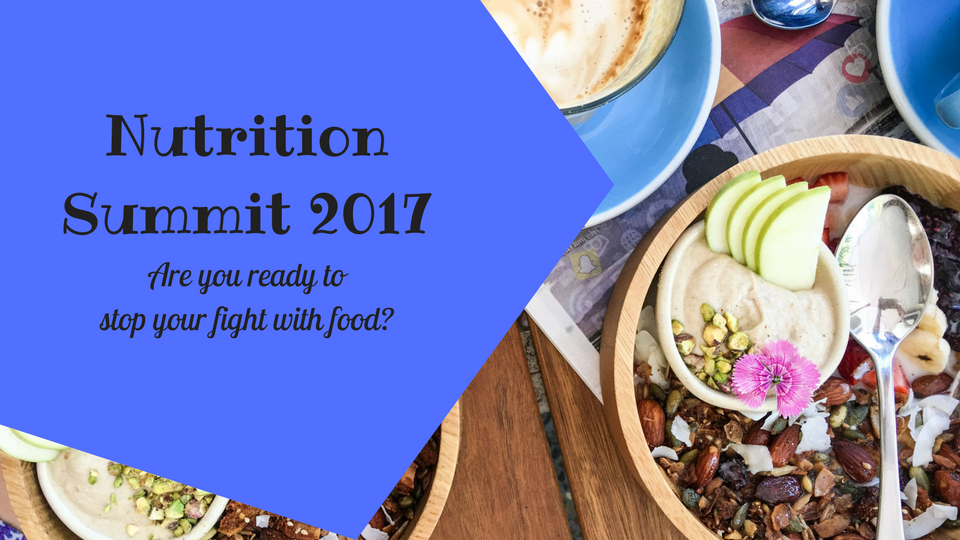 March Is Nutrition Month Let S Stop The Food Fight Ignite Nutrition