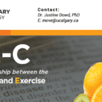 MOVE-C - an exercise and the gut microbiome study out of University of Calgary - a call for September 2017 enrolment (not JUST for celiac disease!) | Ignite Nutrition Inc is owned and operated by Andrea Hardy, registered dietitian and gut health expert from Calgary Alberta
