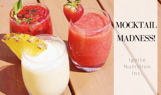 Mocktail Madness!