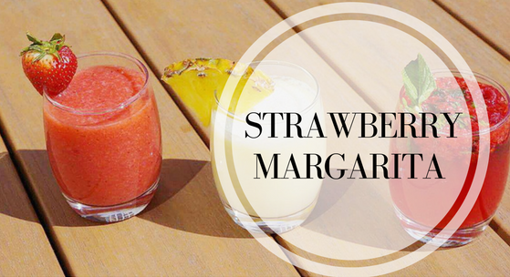 Low FODMAP Strawberry Margarita Mocktail for IBS! | Mocktail Madness: Delicious Summer Mocktail Recipes | Ignite Nutrition Registered Dietitian Nutritionist Calgary Alberta