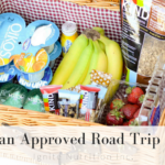 Dietitian approved road trip snack ideas - a list that is super simple, and that the whole family will love - along with tips to make the healthiest choice, the easiest choice! | Andrea Hardy, registered dietitian nutritionist from Calgary Alberta live on breakfast television