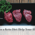 Can a keto diet help your IBS (irritable bowel syndrome)? Andrea Hardy, registered dietitian and gut health expert talks about the science behind the ketogenic diet and IBS, and what you need to know before you start a keto diet. | Ignite Nutrition Inc. Calgary Alberta Registered Dietitian Nutritionists