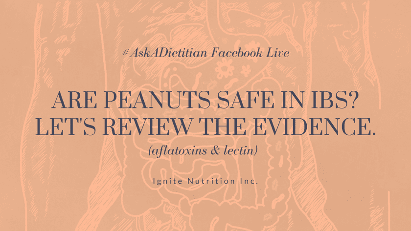 Are Peanuts Safe for IBS? Debunking aflatoxin myths. Featured Image