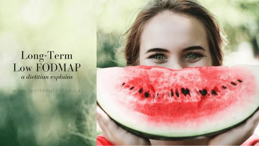 Long Term Low FODMAP | A Dietitian Explains Featured Image
