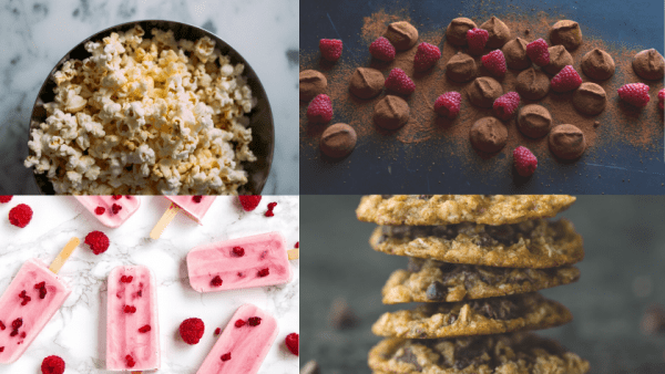 Low FODMAP Treats Featured Image