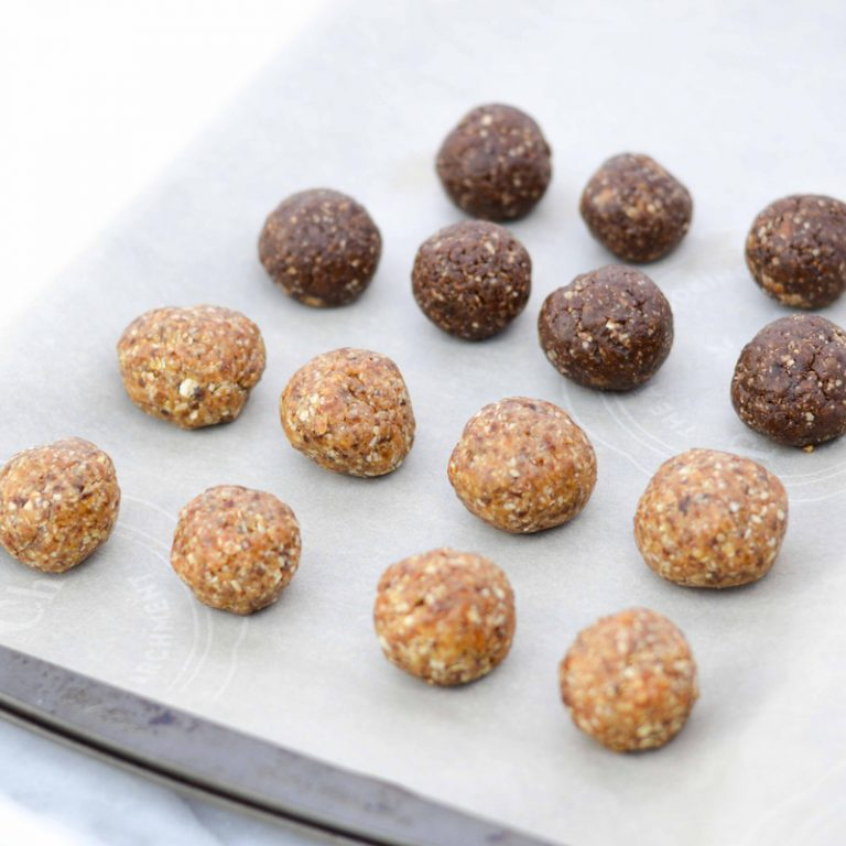 Energy Balls | Ignite Nutrition | Recipes | Calgary Registered Dietitians | Andrea Hardy Rd |