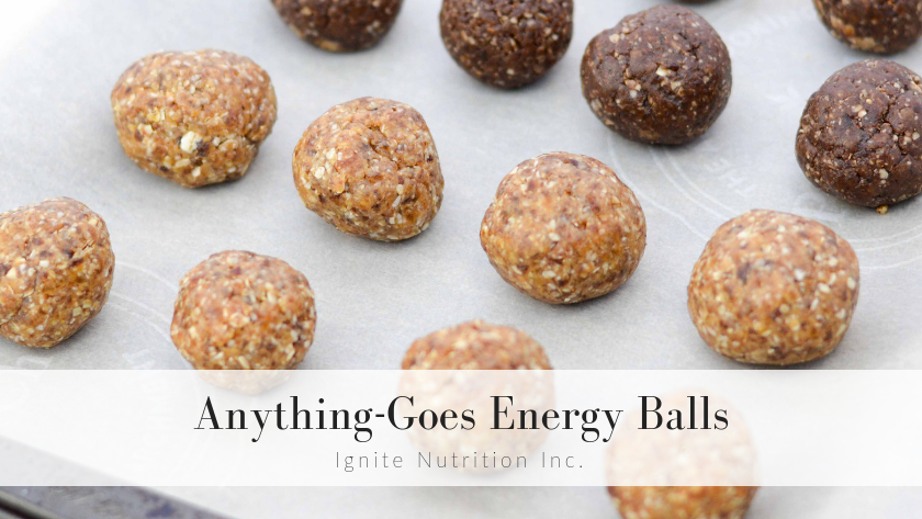 anything goes energy balls