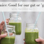 Is celery juice as good for you as they say it is? Our Registered Dietitians at Ignite Nutrition in Calgary, Alberta who are specialized in IBS, Gut Health and healthy eating can help you get a good healthy gut.