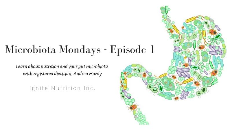 Microbiota Mondays Episode 1 Featured Image