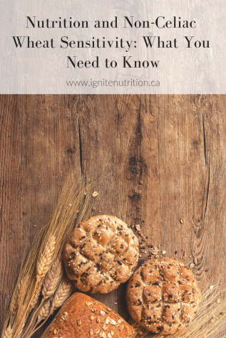Learn more about non-celiac wheat sensitivity and how it differs from celiac. Work with one of our specialized registered dietitians at Ignite Nutrition in Calgary, Alberta to see if the Low FODMAP diet or gluten free diet is right for you.