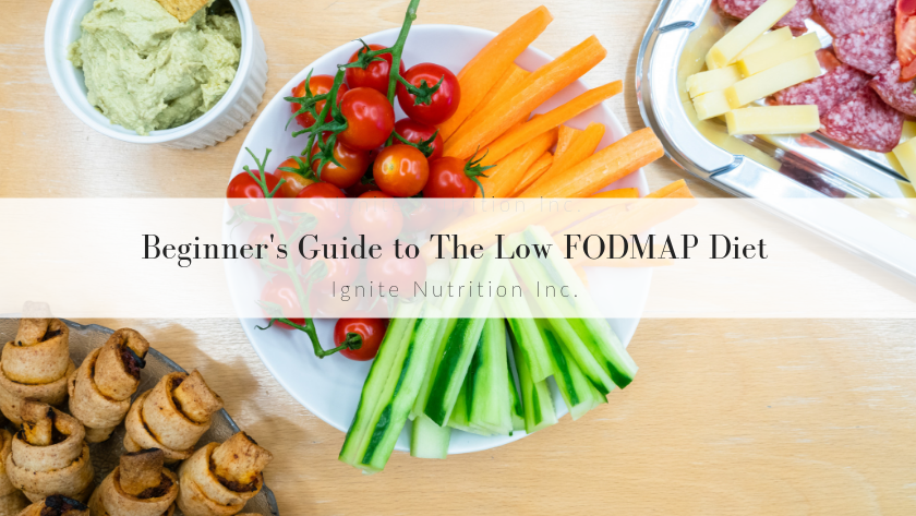 Beginner's Guide to The Low FODMAP Diet Featured Image