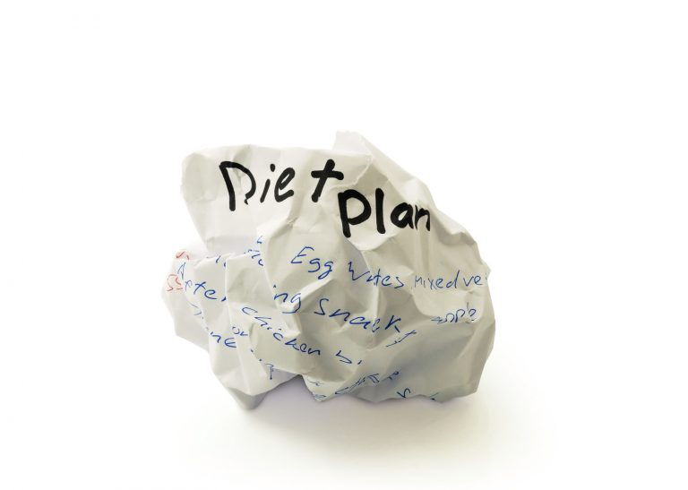 diet plans - the negative physical effects of dieting covered by Ignite registered dietitians