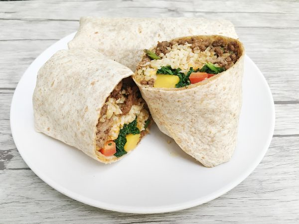 Freezer Friendly Burritos Featured Image