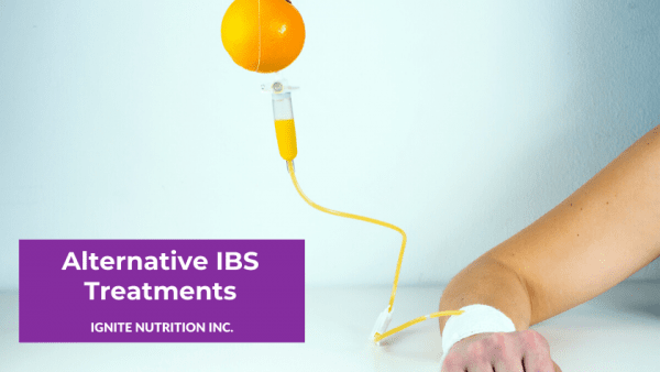 We know if you have IBS you want to feel better. Here at Ignite Nutrition in Calgary, Alberta our registered dietitians take a 4 Pillar Approach to get you feeling better fast, but can alternative treatments also help?