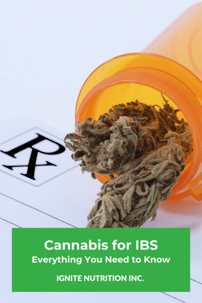 Get the facts about cannabis for IBS. Our top registered dietitians at Ignite Nutrition in Calgary, Alberta can provide support for those who suffer with IBS.