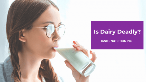 Is dairy bad for you? Our Registered Dietitians at Ignite Nutrition in Calgary, Alberta can help you navigate through all the mixed nutrition messages you see online.