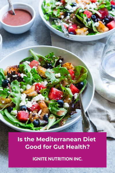 The Mediterranean Diet is one of the healthiest, most enjoyable and easiest to sustain. Work with a registered dietitian with Ignite Nutrition in Calgary, Alberta to get started.