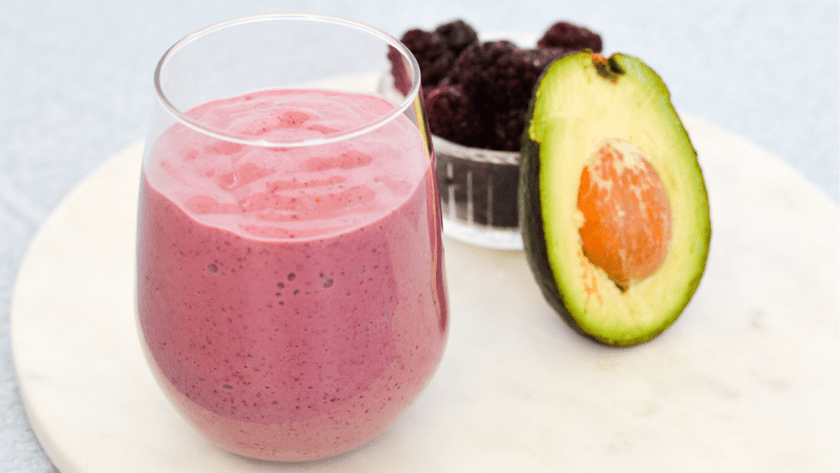 Bye Bye Constipation Smoothie Featured Image