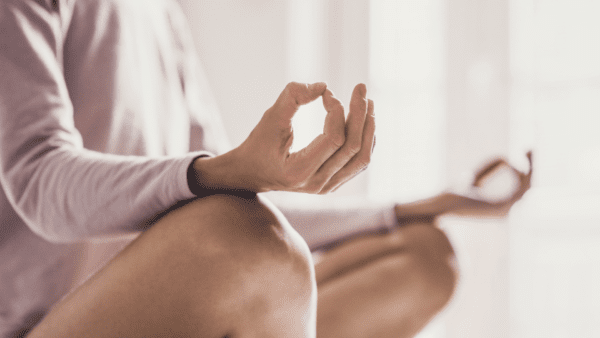 30 Minute Yoga for Digestion Featured Image
